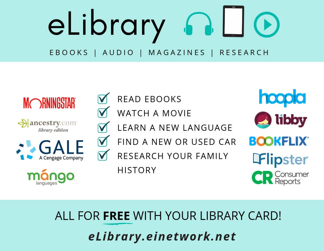 eLibrary Databases and more